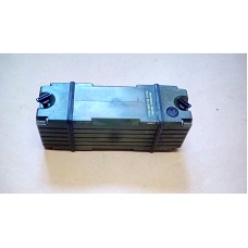 BATTERY SECONDARY  12 VOLT  COUGAR JAGUAR PANTHER ETC GREEN